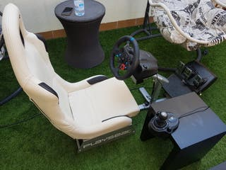 Playseat + Logitech G29