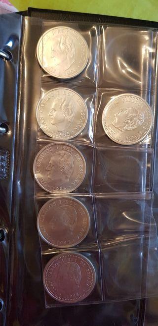 Monedas de 2000 pesetas
