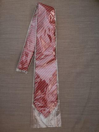 corbata de seda Francisco Pavon