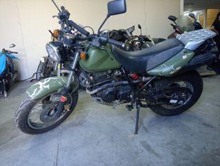 hyosung karion 125 cc