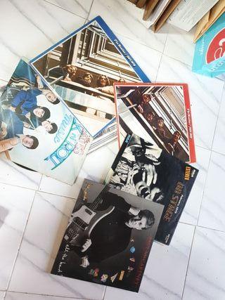 vendo Discos LP's y CD's