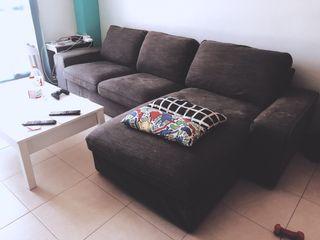Sofá IKEA kivik CHAISELONGE