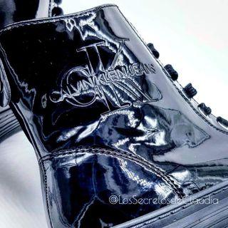 NUEVAS zapatillas CALVIN KLEIN plataforma