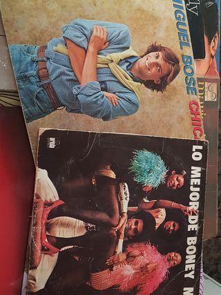 DISCOS DE VINILO DEL 1970-1990