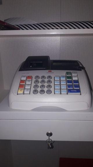 Caja registradora olivetti ECR7100