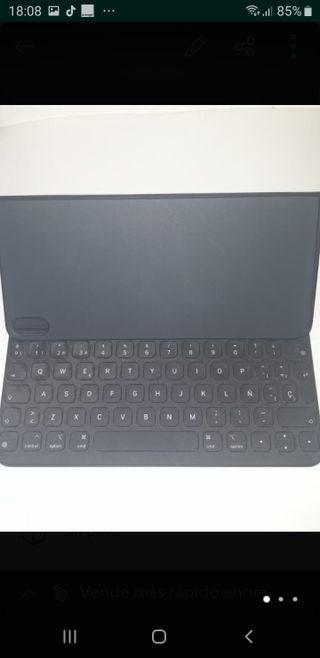 teclado smart keyboard folio de 11 pulgadas apple