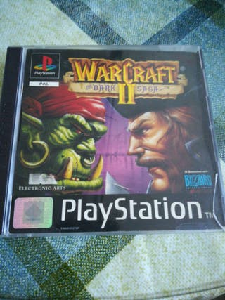 Warcraft II Pal completo Ps1 Psx