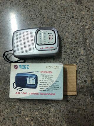 Antigua radio RBiT