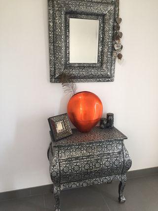 Mueble hall recibidor