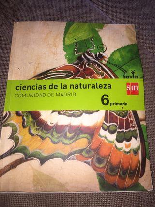 Ciencias de la naturaleza sm 6 primaria