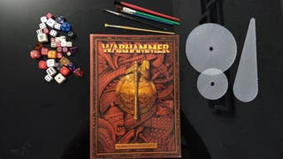 Warhammer Fantasy: reglas de juego y accesorios