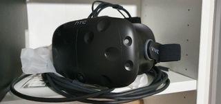 Gafas realidad virtual HTC VIVE