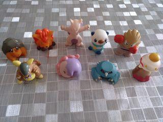 Lote figuras Pokémon Bandai