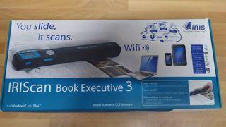 IrisScan Book Executive 3