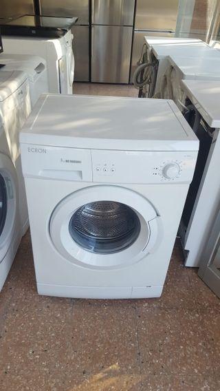 lavadora ecron 5kg
