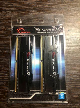 Memoria RAM G-SKILL Ripjaws v 8GB ddr4 3466