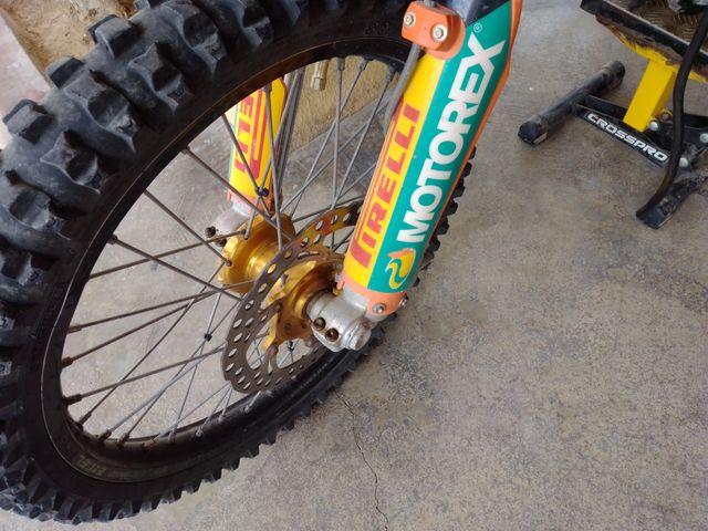 """llantas EXCEL"""" KTM + neumáticos"""
