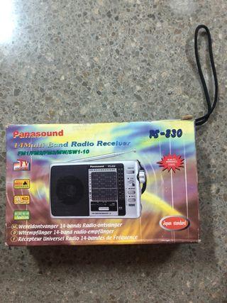 Radio Panasound