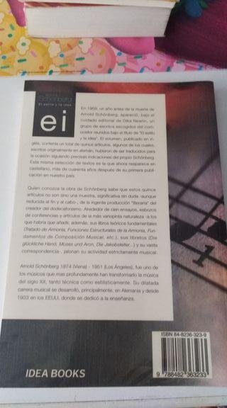 Lote de libros de Historia y Análisis musical.