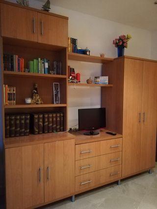 Conjunto mueble salon
