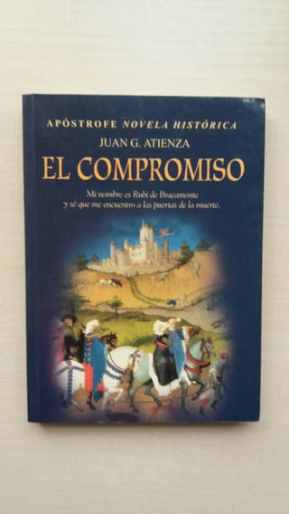 Libro El compromiso. Juan G. Atienza.