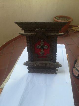 Cuadro decorativo religioso