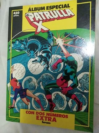 Lote Comics Marvel