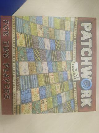 Patchwork juego mesa