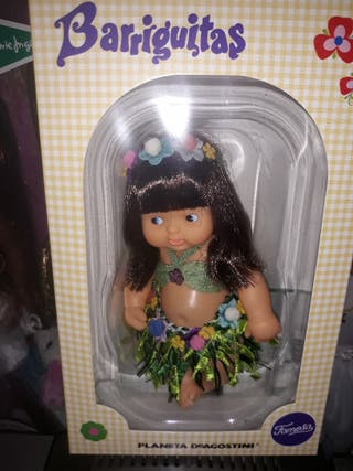 Muñeca de Famosa Barriguitas Hawaiana