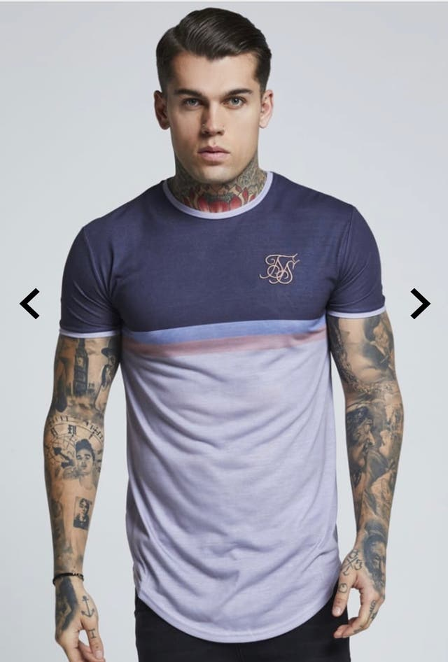 Camiseta Siksilk XL