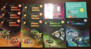 Libros texto quinto primaria