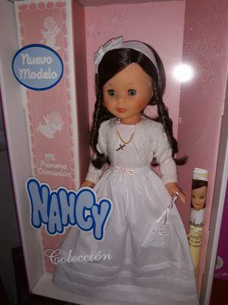 Muñeca Nancy de Famosa Morena