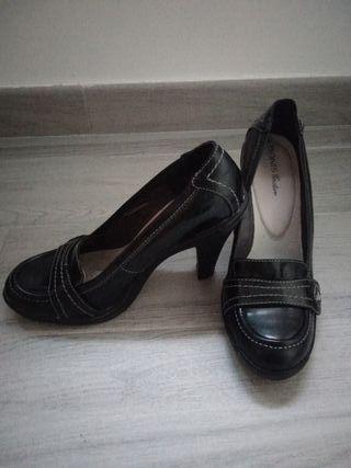zapato mocasín t.38
