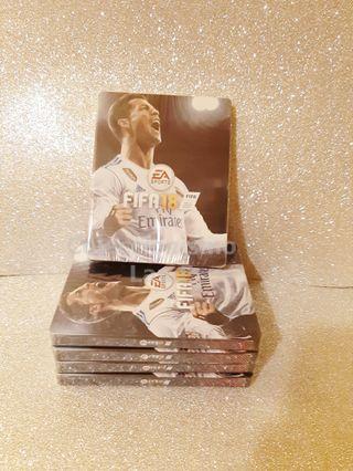 Steelbook FIFA 18 Coleccionista Limitada