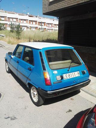 Renault 5 1981