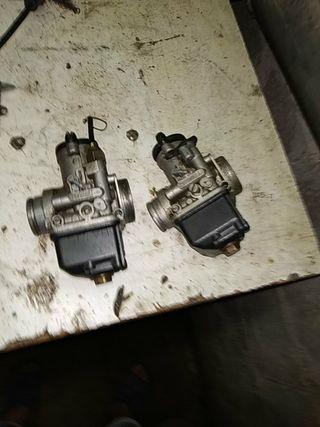 carburador dellorto