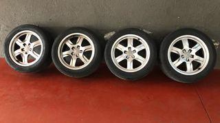 """Llantas 17"""" Audi A4 A5"""