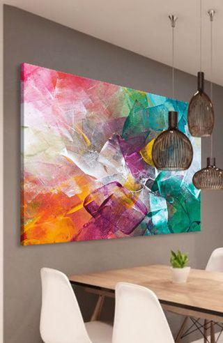 Abstracto y Colorido