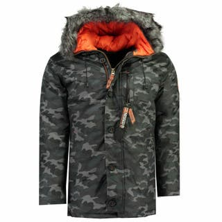 PARKA ORIGINAL GEOGRAPHICAL NORWAY XL Y XXL