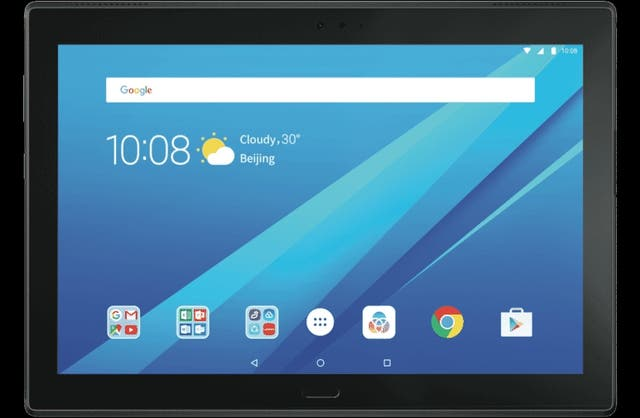 """TABLET 10.1"""" DUAL SIM ANDROID 8.1"""