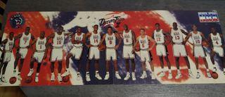 Poster Dream Team II