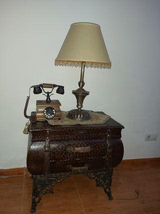 baúl clásico de salon