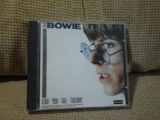 CD de DAVID BOWIE ( ROCK )