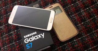 Samsung Galaxy S7 gold edition