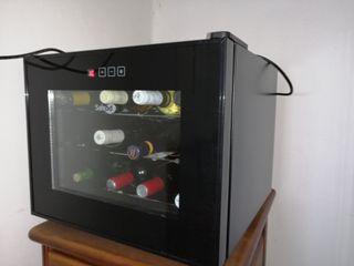 Vinoteca Saivod vs1201s para 12 botellas