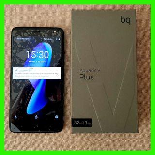 Movil BQ Aquaris V Plus