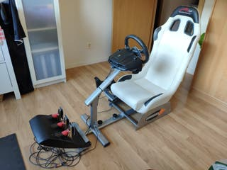 Playseat A1 GP + volante G25