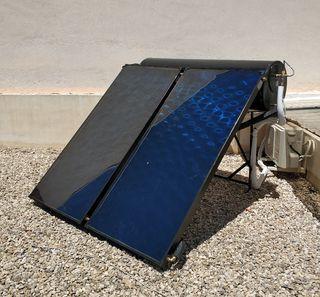 fontanero, técnico energía solar