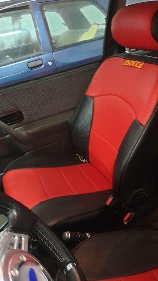 fundas asientos ford rs turbo