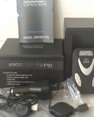 Avisador radar angel driver f10
